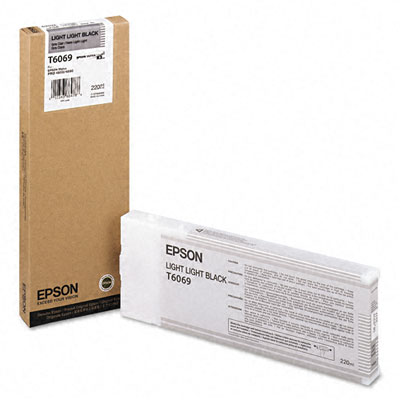 Mực in Epson T6069 Light Light Black Ink Cartridge