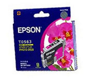Mực in Epson T0563 Magenta Ink Cartridge