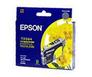 Mực in Epson T0564 Yellow Ink Cartridge