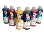 Mực chuyển nhiệt InkTec 1 lít màu xanh nhạt (DTI05-01LC)