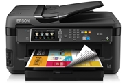 Máy in đa năng Epson Workforce 7610 - In, Scan, Copy, Fax Khổ A3